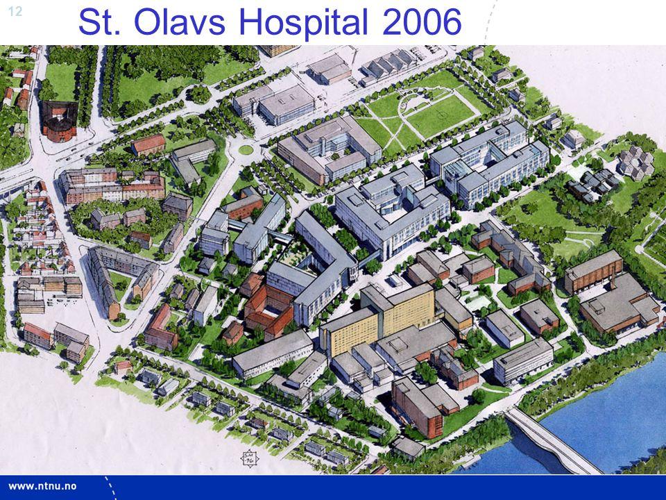 12 St. Olavs Hospital 2006