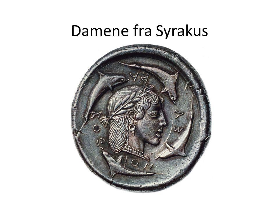 Damene fra Syrakus