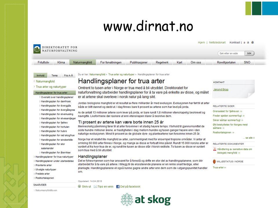 www.dirnat.no