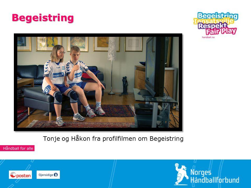 5 55 Begeistring Tonje og Håkon fra profilfilmen om Begeistring
