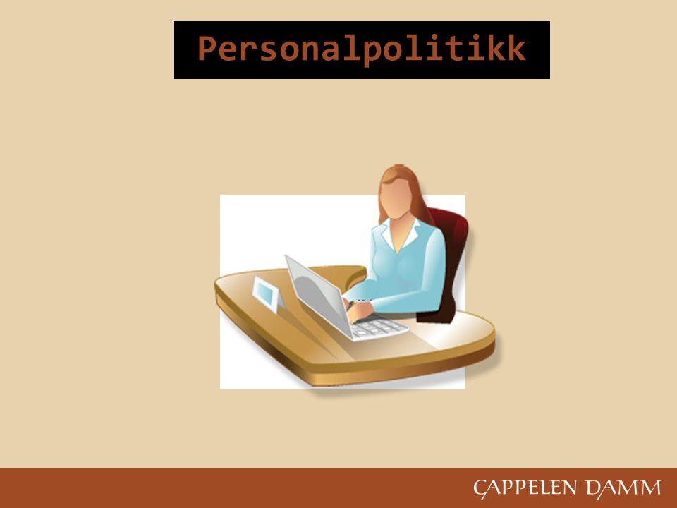 Bilde inn Personalpolitikk