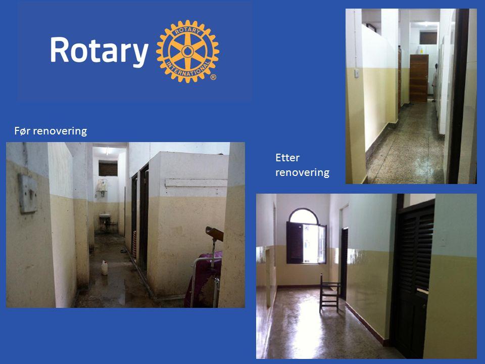 Før renovering