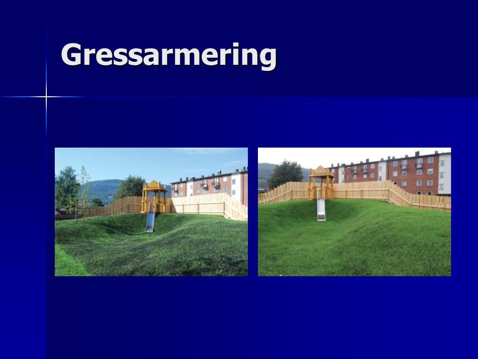 Gressarmering