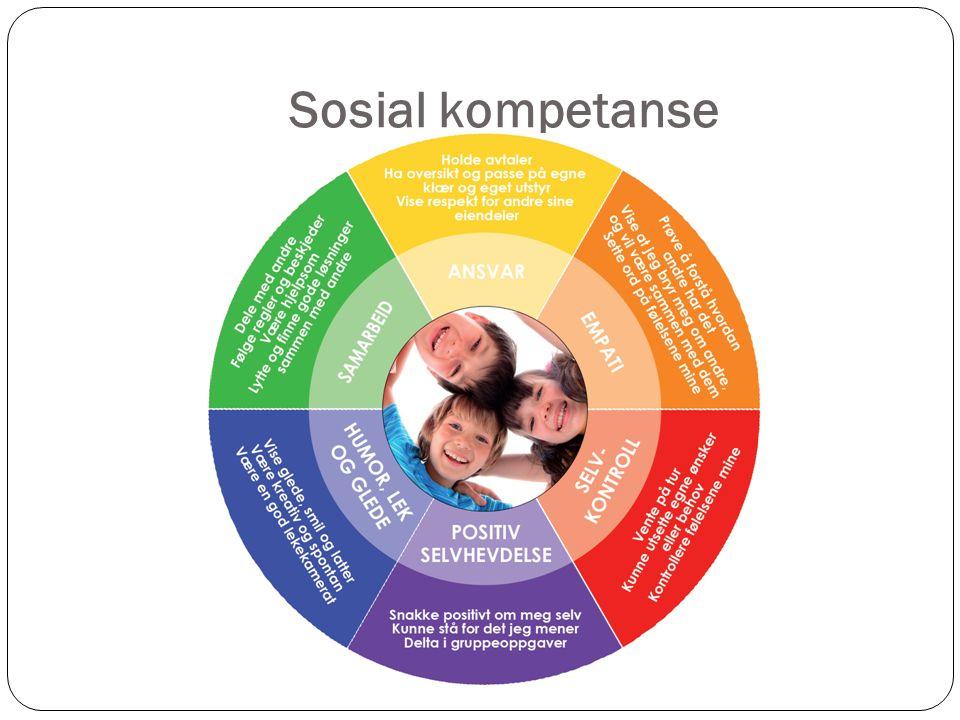 Sosial kompetanse