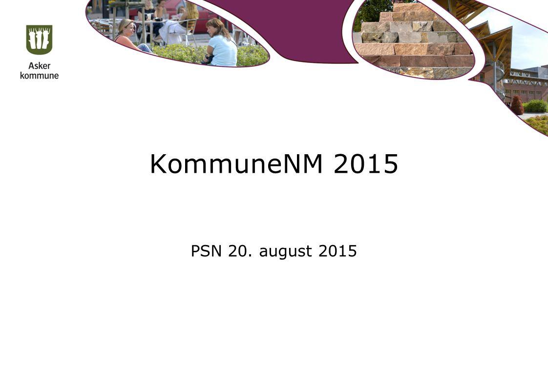 KommuneNM 2015 PSN 20. august 2015
