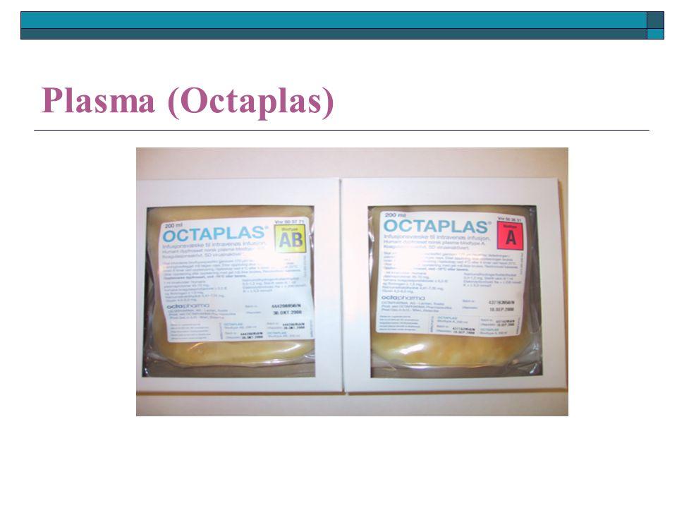 Plasma (Octaplas)