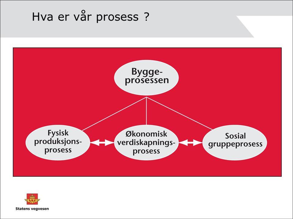 Hva er vår prosess