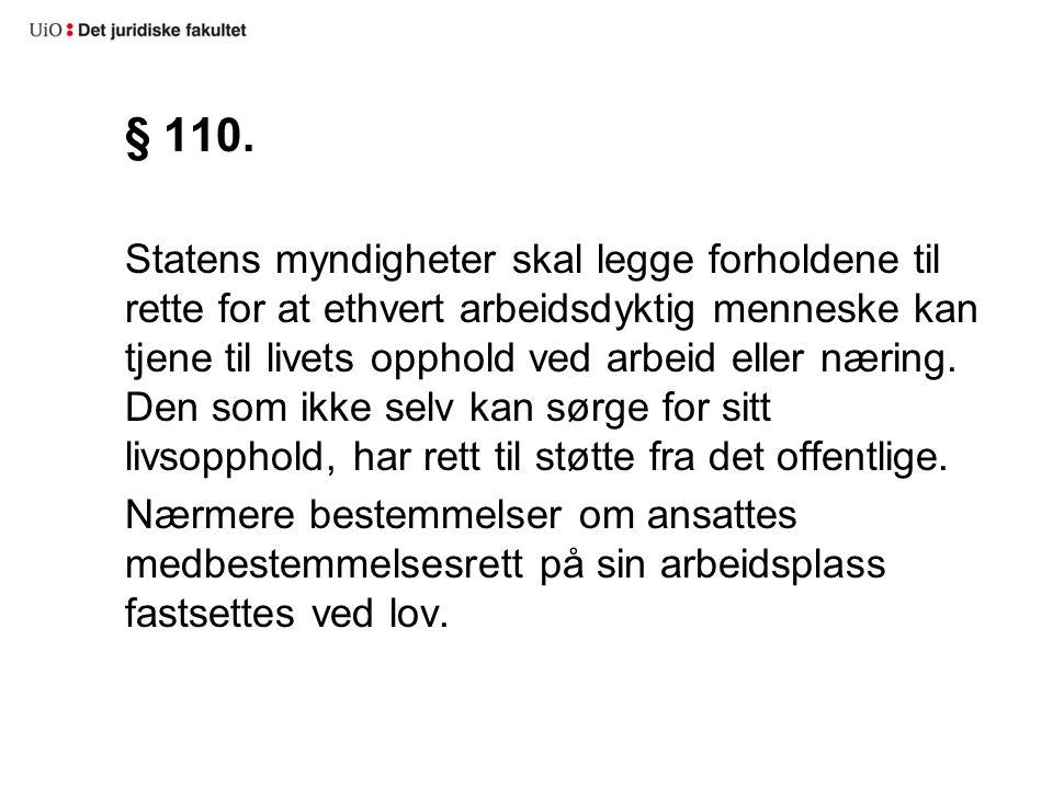 § 110.