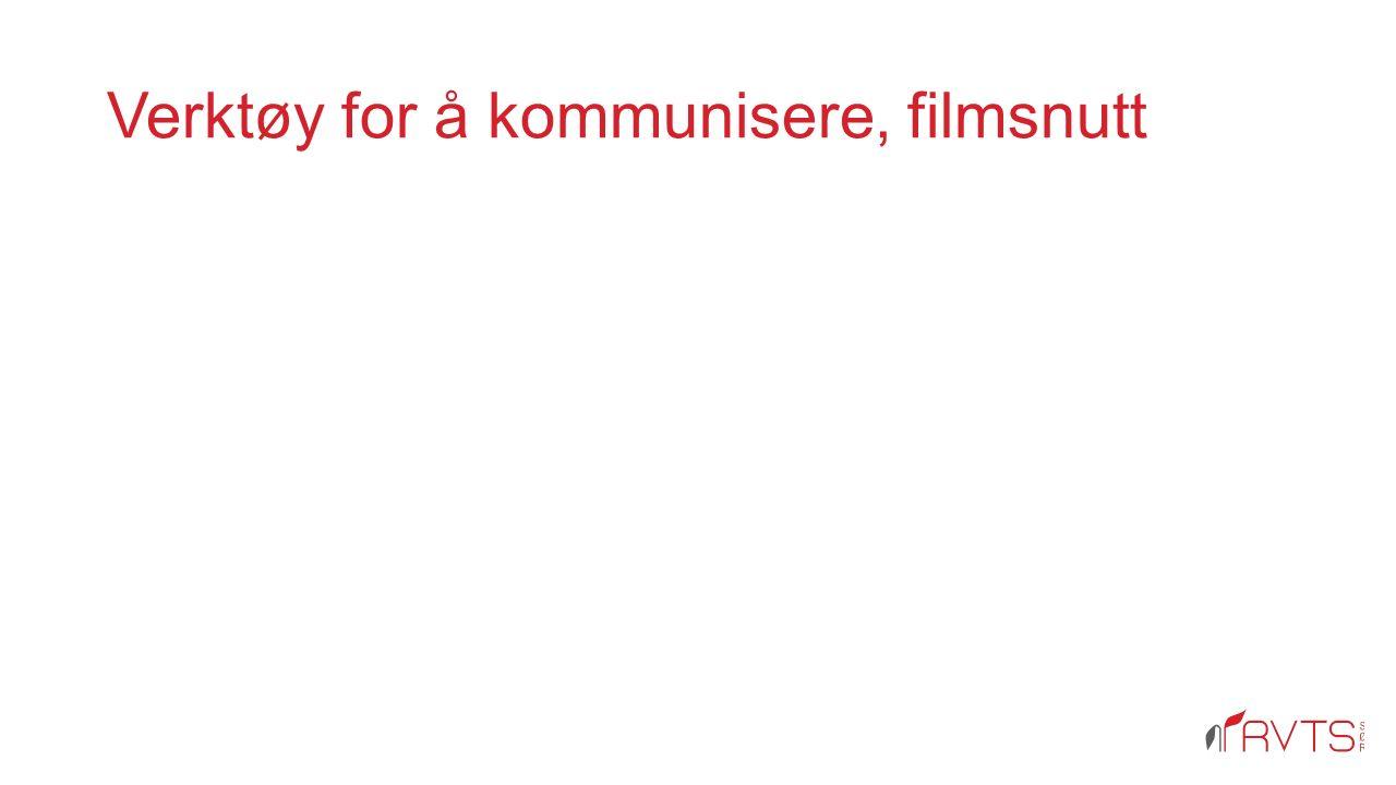 Verktøy for å kommunisere, filmsnutt