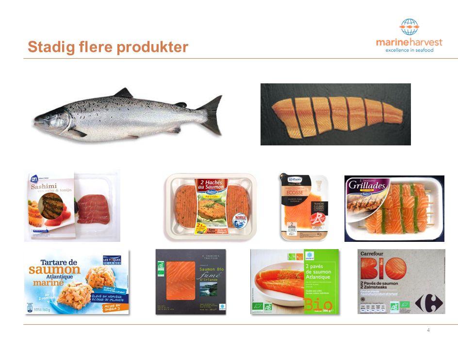 Stadig flere produkter 4