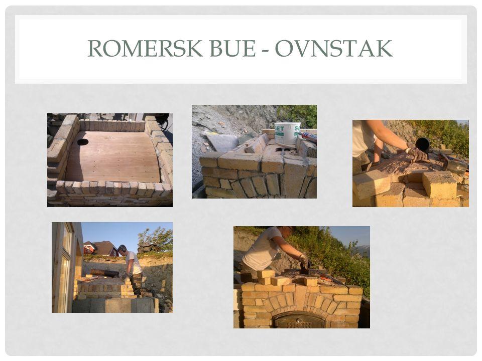 ROMERSK BUE - OVNSTAK