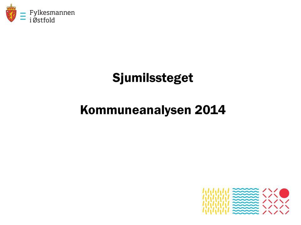 Sjumilssteget Kommuneanalysen 2014