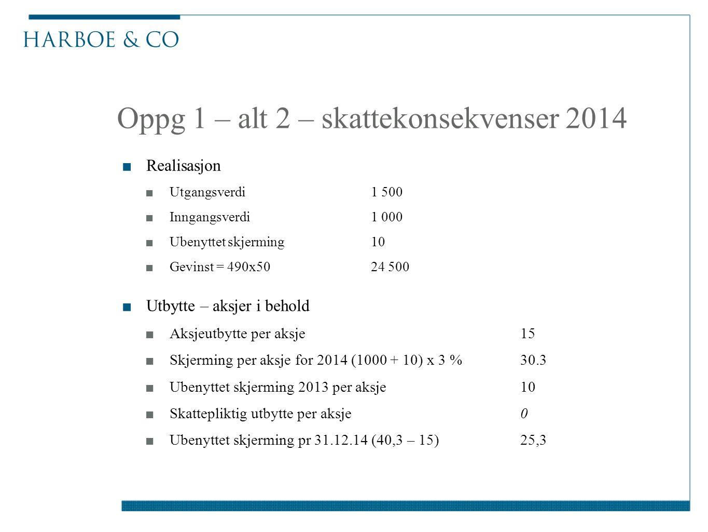 Oppg 13 - omdannelse – åpningsbalanse Eiend4550Aksjekap.