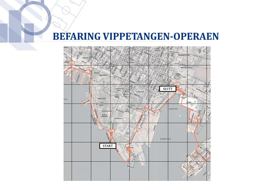 Foto: Håkon Mosvold Larsen / SCANPIX BEFARING VIPPETANGEN-OPERAEN START SLUTT