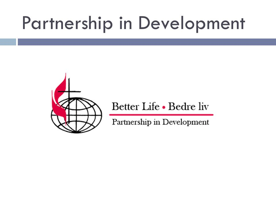 Partnership in Development