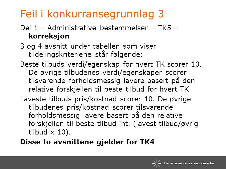 Departementenes servicesenter Norsk mal:Tekst med kulepunkter Tips bunntekst: For å redigere dato og tittel på presentasjon: Klikk på Sett Inn -> Topp og bunntekst -> Huk av for ønsket tekst.