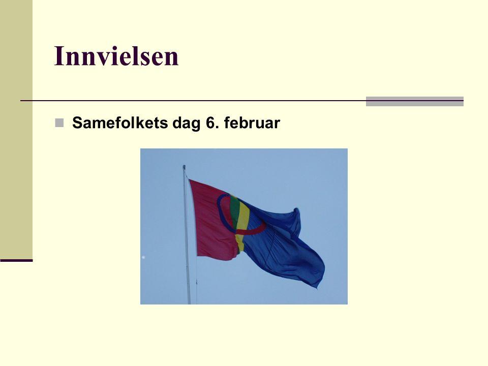 Innvielsen Samefolkets dag 6. februar