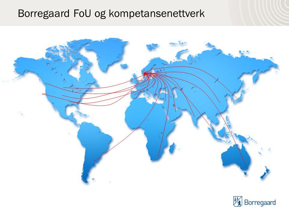 Borregaard FoU og kompetansenettverk