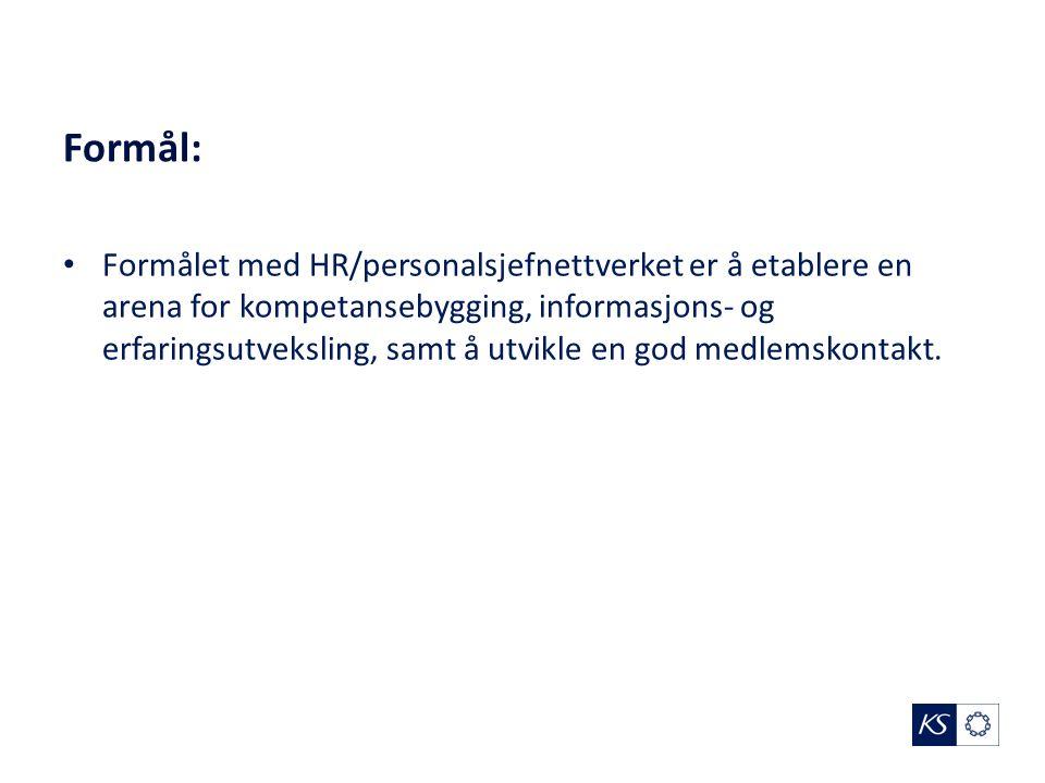 Målgruppe: HR/personalsjefer i Østfold.