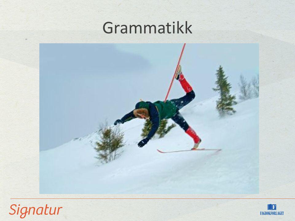 Grammatikk