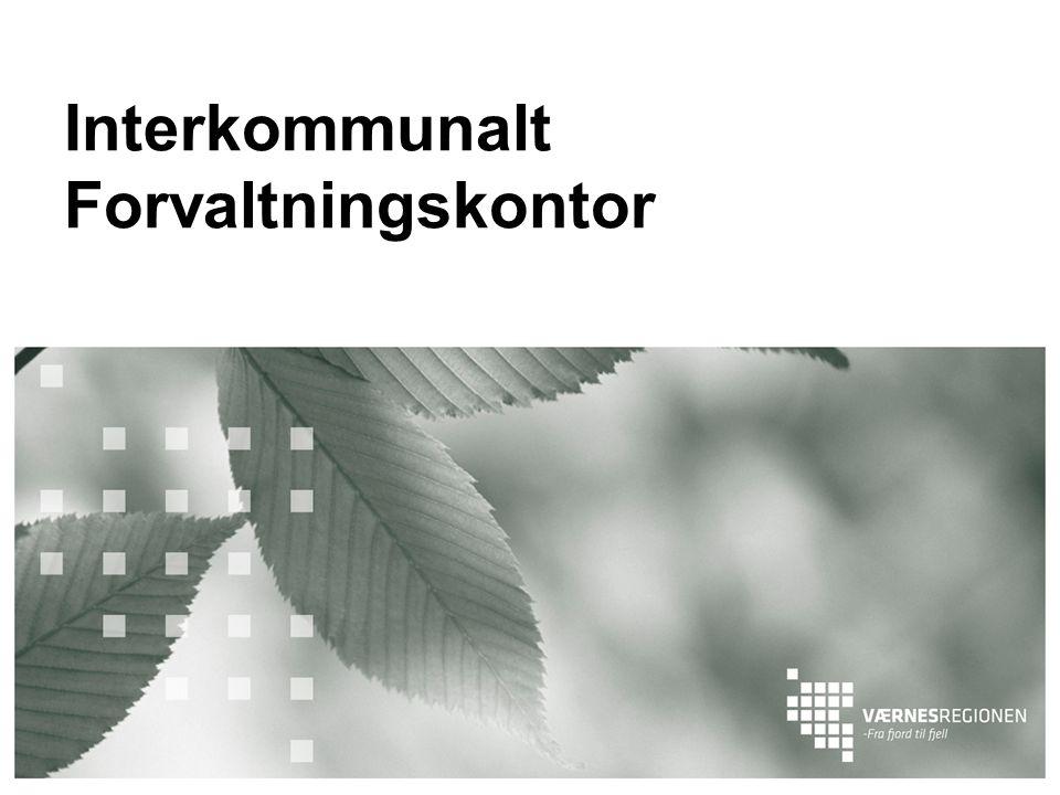 Interkommunalt Forvaltningskontor