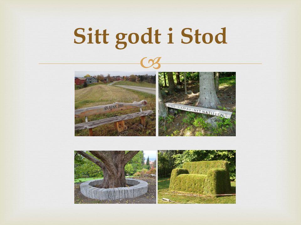  Sitt godt i Stod