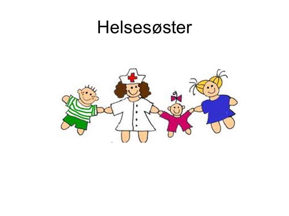 Helsesøster