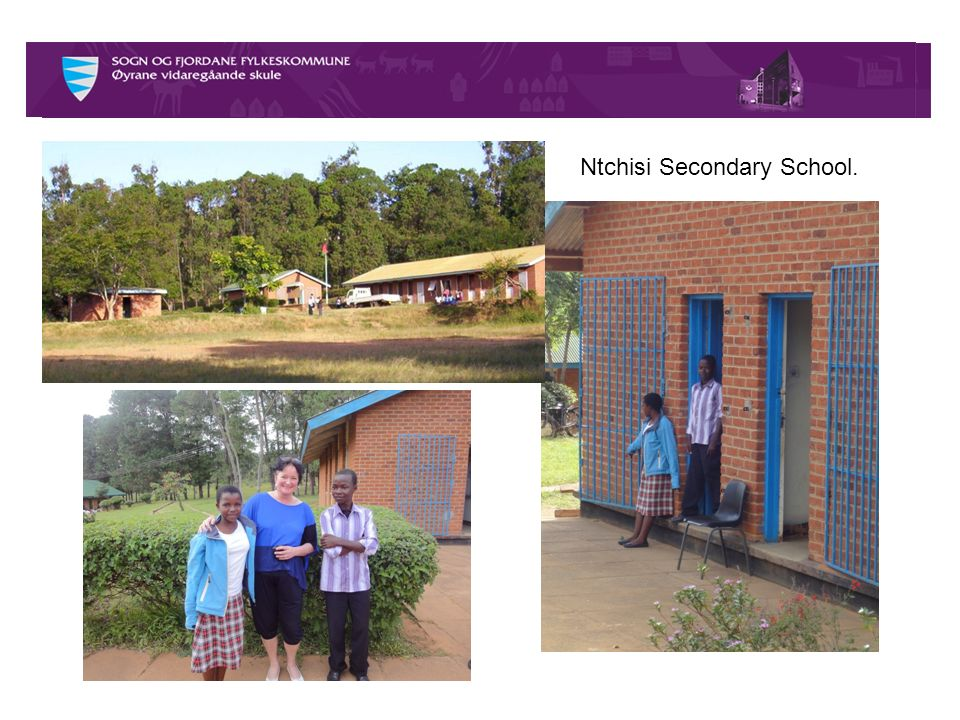 Ntchisi Secondary School.