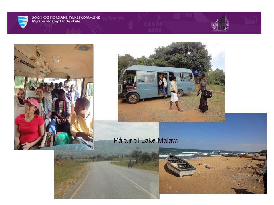 På tur til Lake Malawi