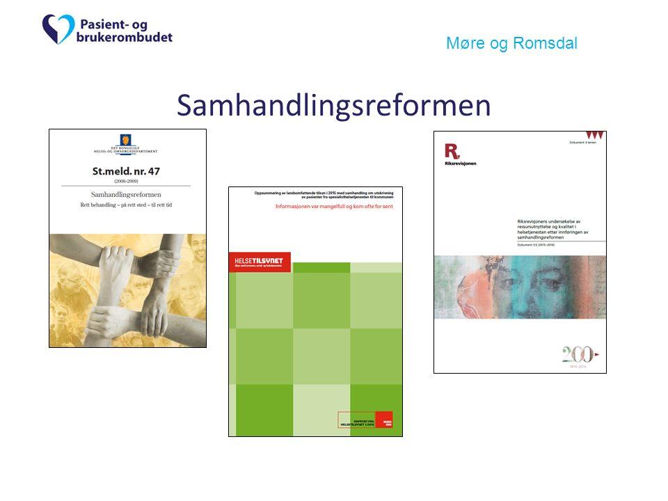 Møre og Romsdal Samhandlingsreformen