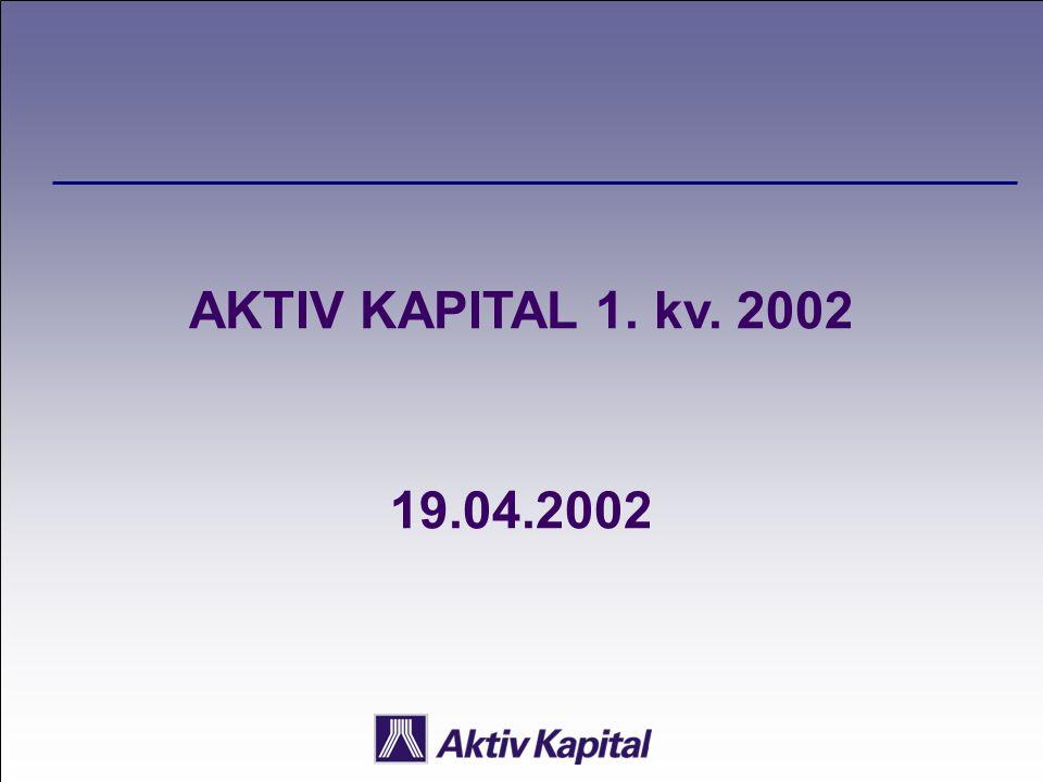 AKTIV KAPITAL 1. kv. 2002 19.04.2002