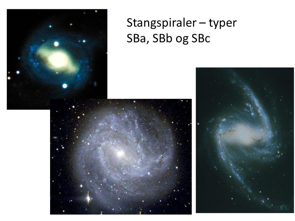 AST1010 - Galakser8 Stangspiraler – typer SBa, SBb og SBc