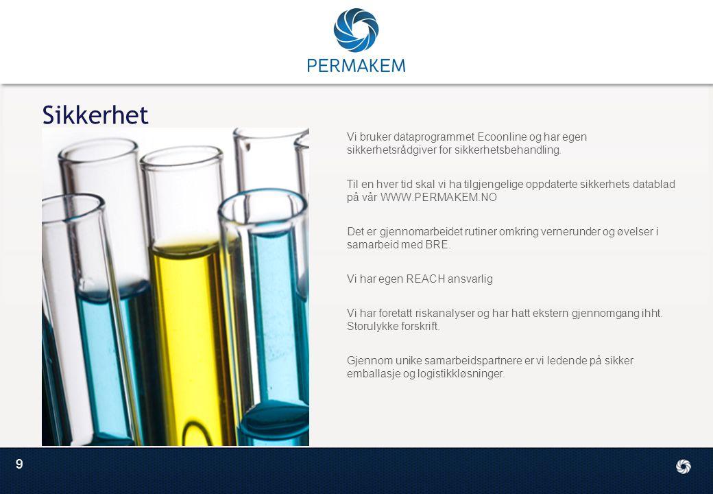 10 Produktliste, et utvalg EDTA, Metylenklorid,+diverse Hydrogenperoksyd, kalilut, jernklorid Natriumethylat,Natriumhydrosulfit m.m.