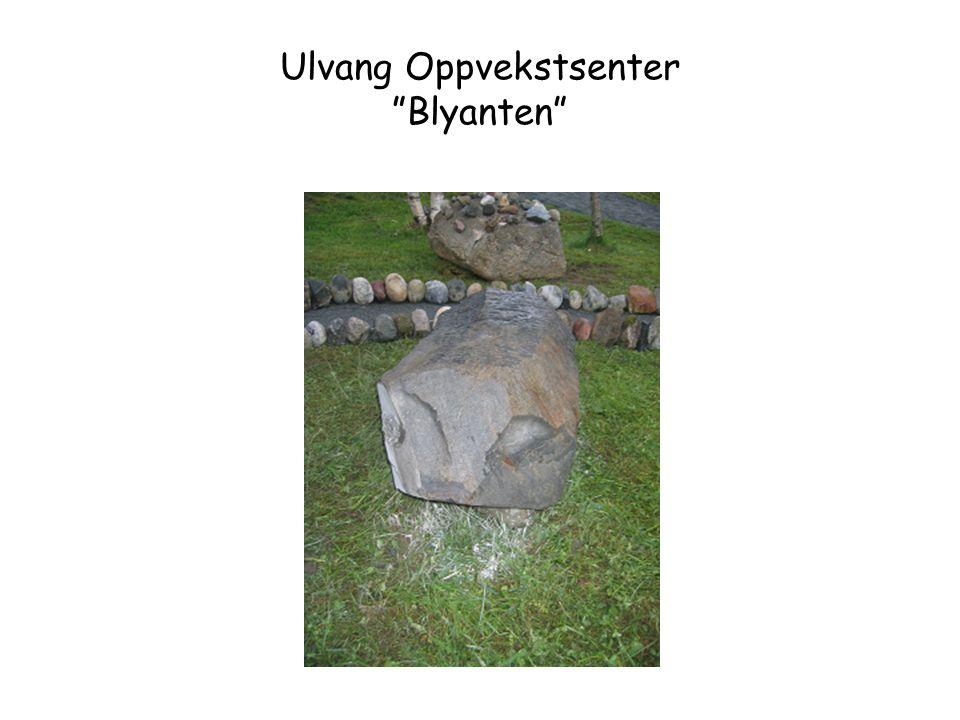 Ulvang Oppvekstsenter Blyanten