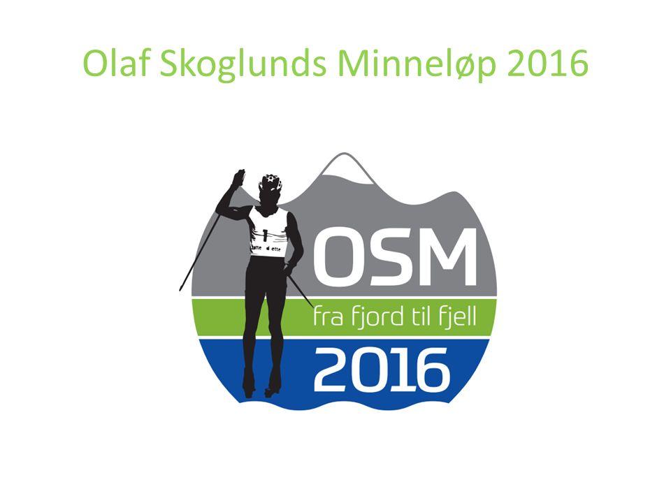 Luckas Bauer måtte se nordmennene langt foran seg Olaf Skoglunds Minneløp blir større og større år for år.