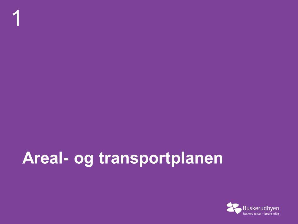 Areal- og transportplanen 1