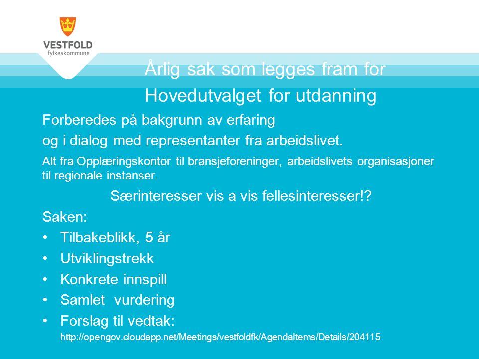Tilbudsstrukturen 2016/17 Vedtak: 1.Inntaket pr 4.