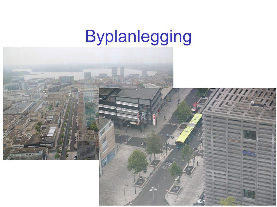 Byplanlegging