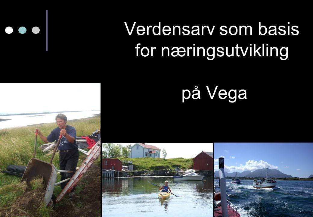 Verdensarv som basis for næringsutvikling på Vega