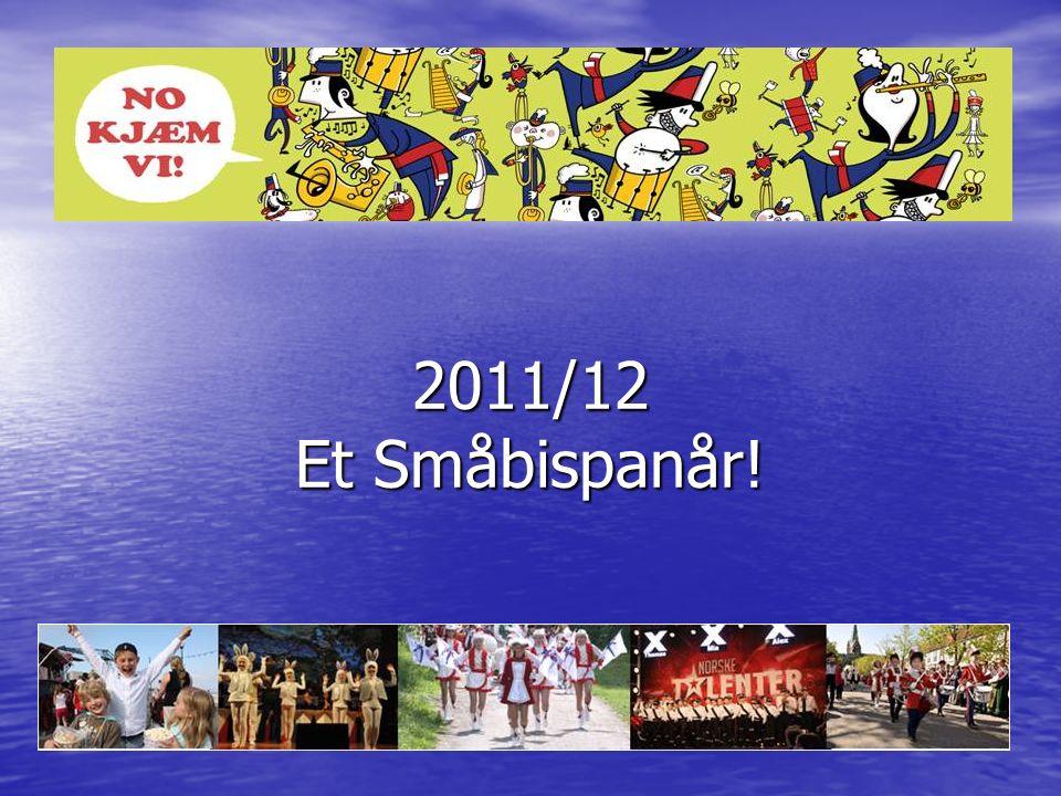 2011/12 Et Småbispanår!