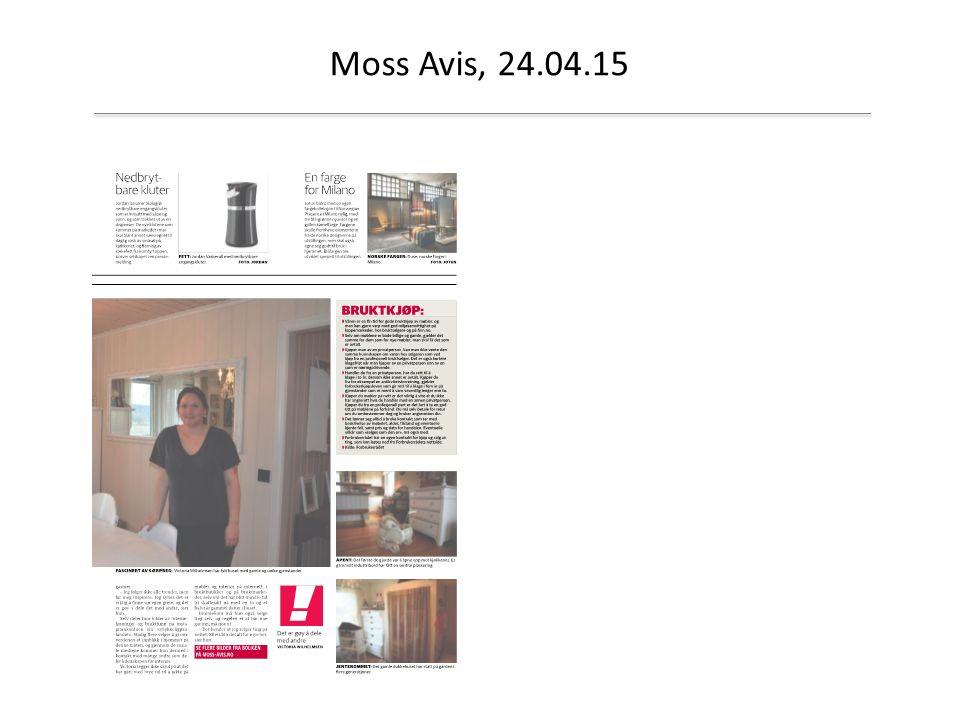 Moss Avis, 24.04.15