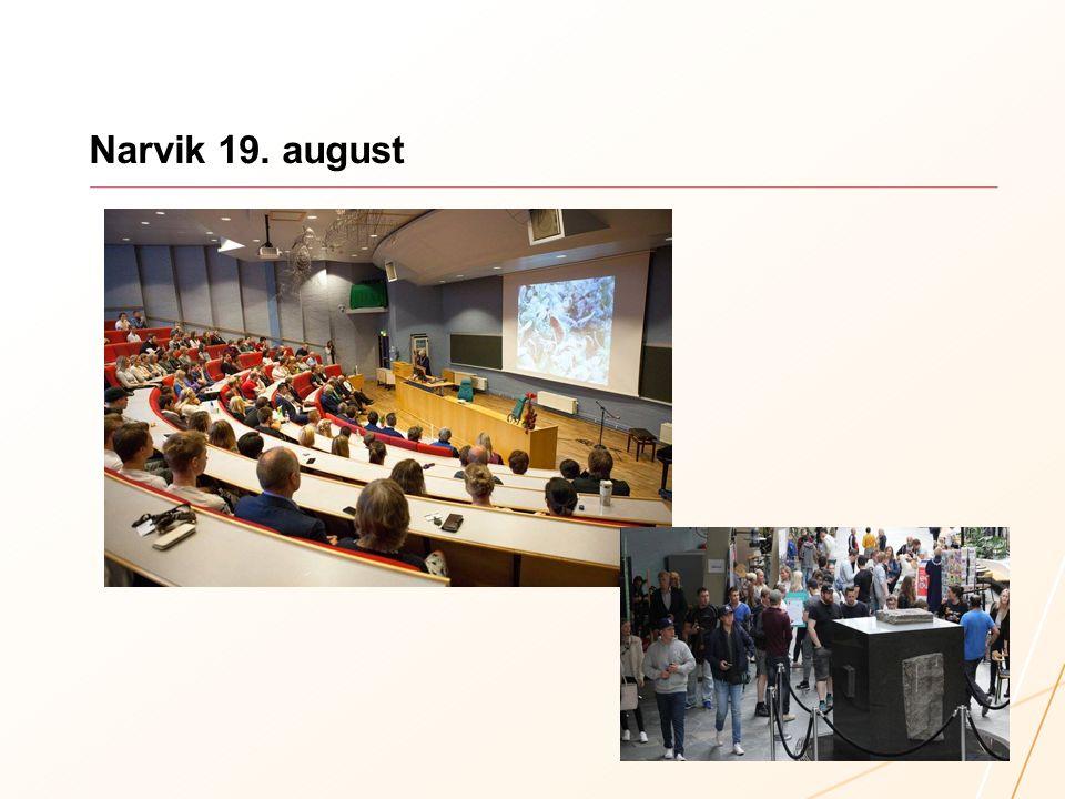 Narvik 19. august
