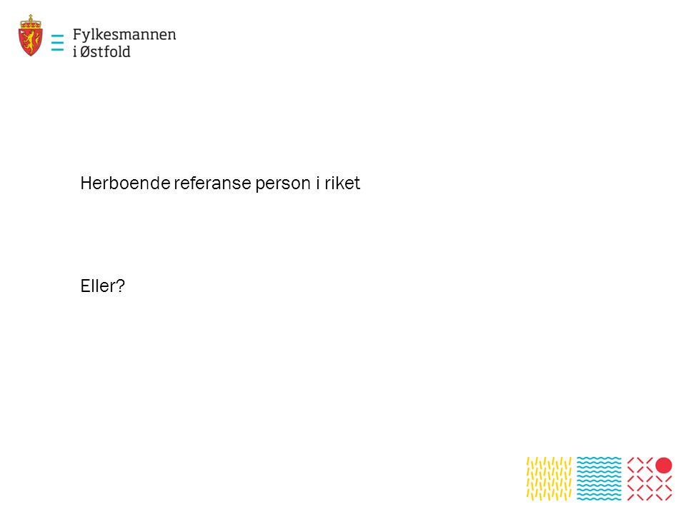 Herboende referanse person i riket Eller?