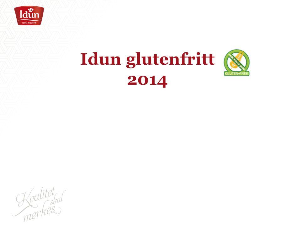 Idun glutenfritt 2014
