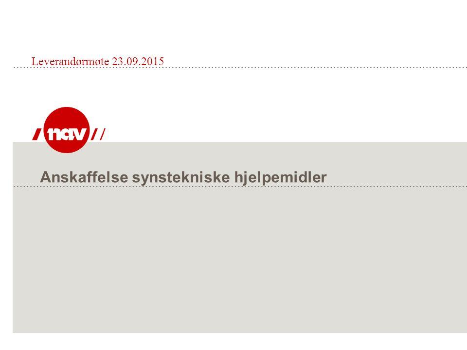NAV, 25.09.2016Side 12 Nye avtaler våren 2016 .
