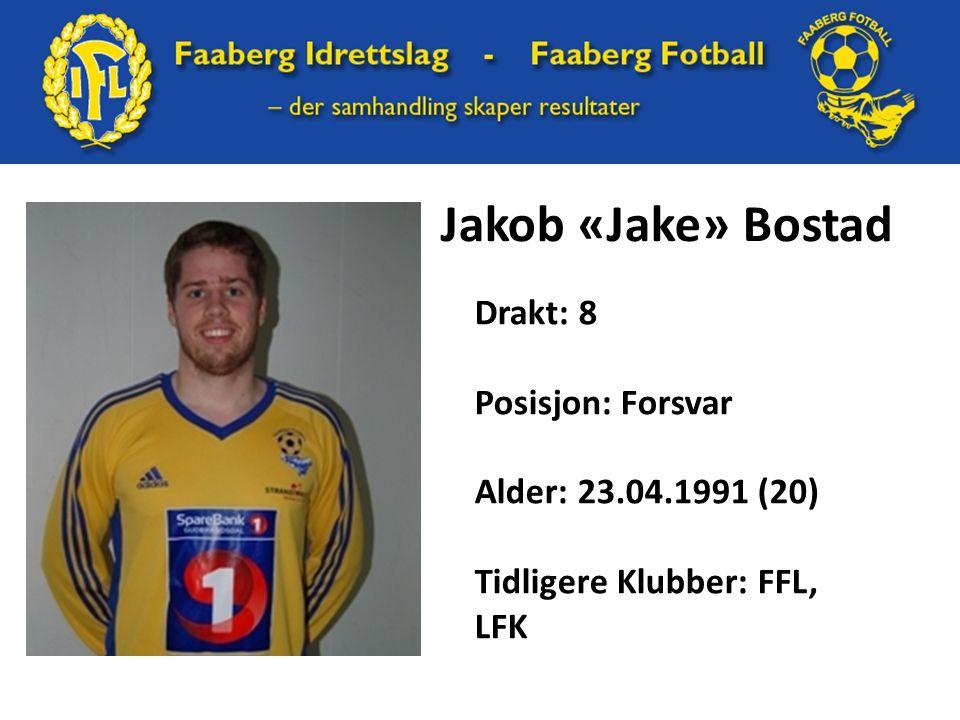 Henning Brendstuen Drakt: 12 Posisjon: Keeper Alder: 15.12.1978 (33) Tidligere Klubber: Heidal/Faukstad, Otta, Kvam LFK, Ljan, RFFK