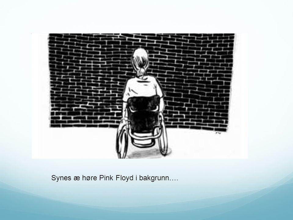 Synes æ høre Pink Floyd i bakgrunn….