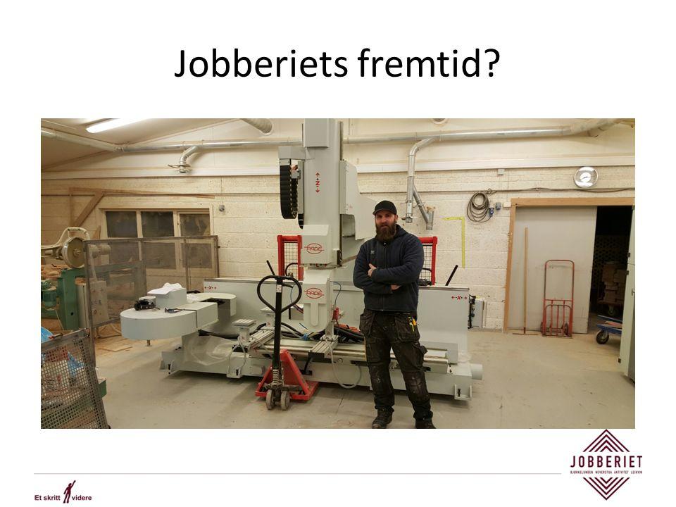 Jobberiets fremtid?