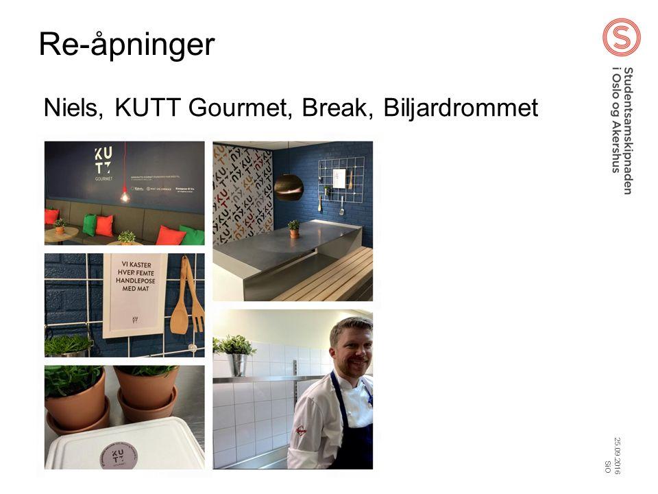 Re-åpninger Niels, KUTT Gourmet, Break, Biljardrommet 25.09.2016 SiO 19