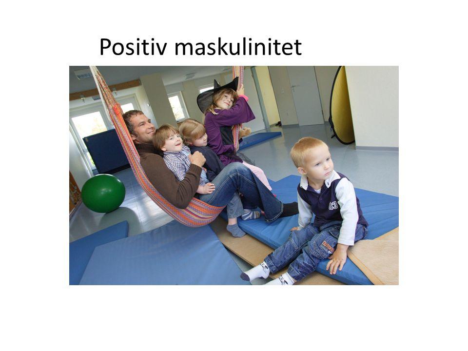 Positiv maskulinitet